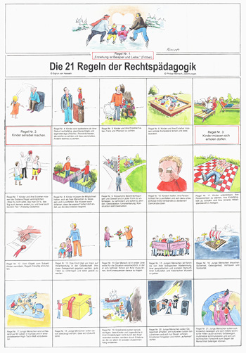 21 Regeln