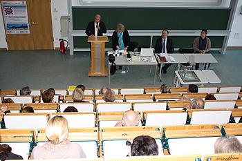 Justizminister Dr. Schoeneburg